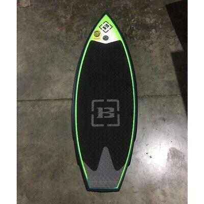 Hyperlite 4.8 Byerly Misfit Wakesurf Board for sale  Cincinnati