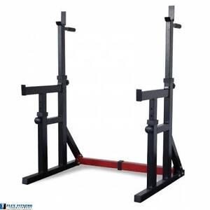 SALE ** Brand New L415SR BodyWorx Squat Rack With Dip Handles! Malaga Swan Area Preview