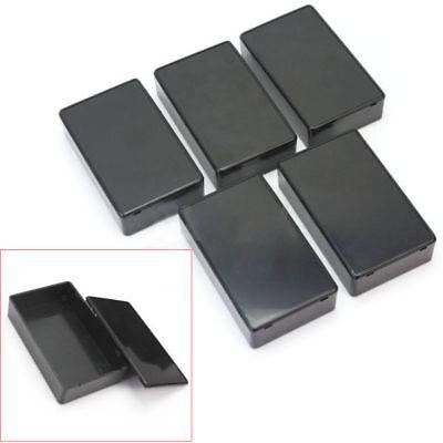 5pcs 100x60x25mm Diy Plastic Electronic Project Box Enclosure Instrument Case