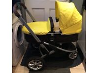 Mothercare Xpedior complete travel system - Pram, Car Seat & Push Chair