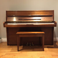 """Apartment size """"Wagner"""" piano"""