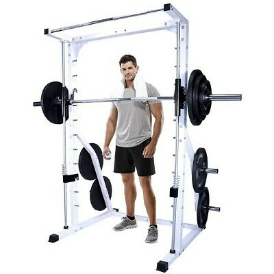 DF4900- Deltech Fitness Linear Bearing Smith Machine *NEW*