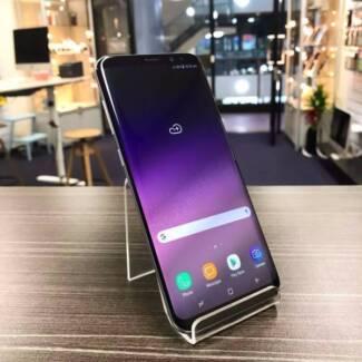 Like new Samsung Galaxy S8 64GB Grey dual-sim model in box