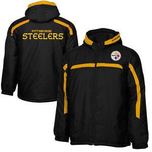 Pittsburgh Steelers Preschool Midweight Full Zip Jacket