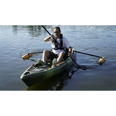 YakGear Kayak or Canoe Outriggers Stabilizers for Fishing, Standing Yak Gear, used for sale  Shipping to South Africa