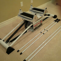 Skier's Edge - Alpine Ski Conditioning/Exercise Machine