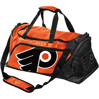 NHL Eishockey PHILADELPHIA FLYERS Sporttasche Tasche Cure Duffle Bag Medium