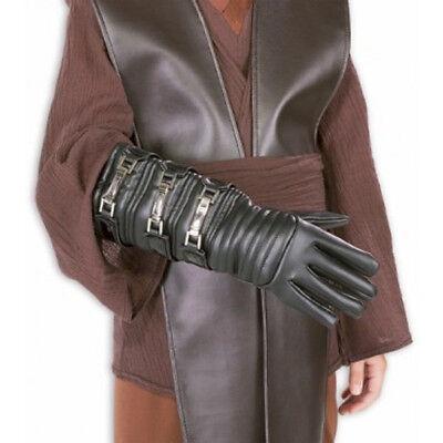 Anakin Skywalker Star Wars Clone Wars Handschuh Kinder Kostüm Stütze - Kinder Anakin Skywalker Clone Wars Kostüm
