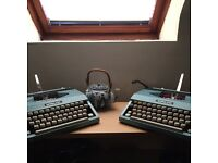 Fully refurbished imperial 200 type writer