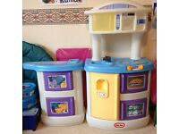 Little Tykes Kitchen for sale- Excellent condition