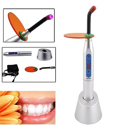 From Usa Dental 10w Wireless Cordless Led Curing Light Lamp 2000mw