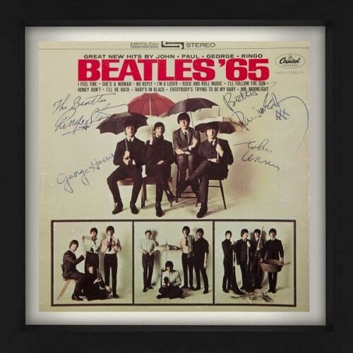 """The Beatles Signed / Autographed """"Beatles"""