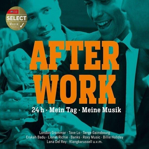 FOCUS EDITION: 24H-AFTER WORK  CD NEU