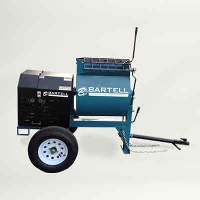 Bartell Morrison Mortar Mixer Mm6h160 - 6 Cu. Ft.