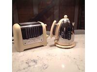 Duravit Retro Kettle & Toaster (Cream)