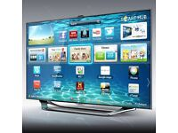 Samsung 55inch ES8000 - Smart TV & Atacama Elara TV stand
