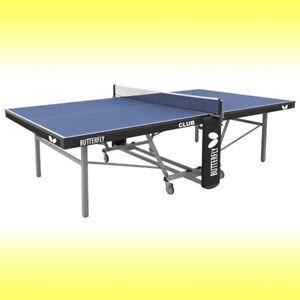 Butterfly Club 25 Table Tennis Table Warehouse Special