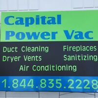 Experianced Furnace/Duct Cleaner