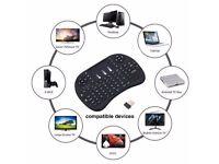 Wireless quarter Keyboard