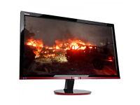 AOC 27 inch Full HD 1ms Gaming Monitor G2778VQ Adaptive-Sync VGA HDMI DisplayPort