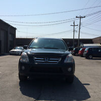 CRV EX 4WD 2005 + GPS included