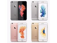 APPLE IPHONE 6S 64GB ( EE , ORANGE , T-MOBILE ) BRAND NEW BOXED WITH WARRANTY AND RECEIPT