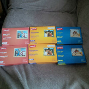 600 sheets of 4x6 Photo Paper (brand new in box)