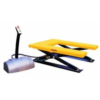 Electric Powered Platform Scissor lift Table 1000Kg Melbourne