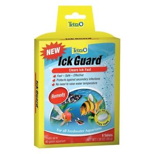 Aquarium Fungus & Ick guard medications for sale (4$ each)