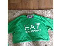 Men's Armani tshirt