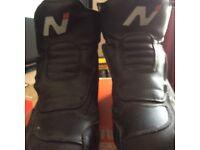 Nitro motorcycle boots