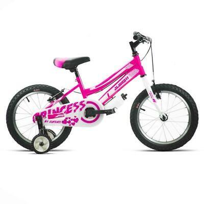 Bicicleta infantil JL-wenti 18 pulgadas Rosa