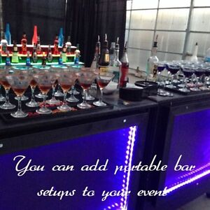 Mobile bartenders and bars for your business event. Regina Regina Area image 4