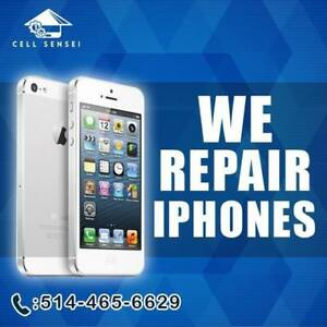 We fix your iPhone battery