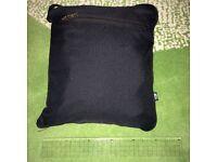 Lightweight Black Fold Away Holdall