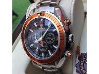 New Mens 007 Omega Watch