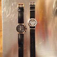Hugo Boss Rose Gold Watch and Kenneth Cole Watch