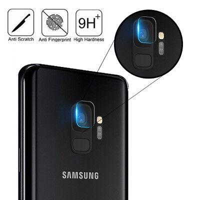 Für Samsung Galaxy S9 Temperiert Glas Back Kamera Linse 9H Protector Film Cover