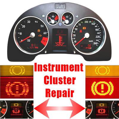 AUDI TT A3 S3 Speedometer Instrument Cluster LCD Display Screen Pixel Repair