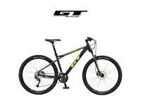 GT Avalanche Sport 2017 Mountain Bike Large New MTB
