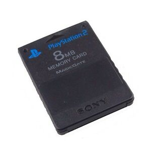 2 play station two memory cards-reduced price