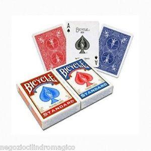 2-mazzi-bicycle-ISTRUZION-giochi-di-prestigio-trucchi-di-magia-CILINDROMAGICO