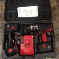 1/2 inch drive Snap On cordless impact