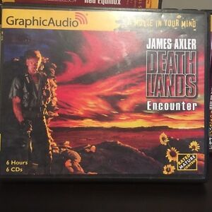 Large Deathlands Audiobook collection.