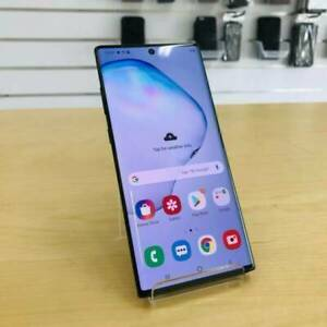 GALAXY NOTE 10 PLUS 256GB 5G BLACK WARRANTY INVOICE UNLOCKED
