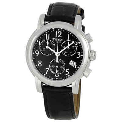- Tissot Dress Sport Chronograph Ladies Watch T050.217.16.052.00