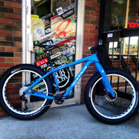 FAT BIKES on *** SALE***  @ PEDAL Bicycle Shop