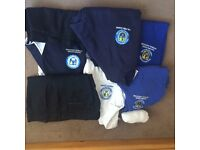 Fulford uniform- Pe top jumper hooded sweatshirt. Skirts, trousers, rugby top, Pe socks etc