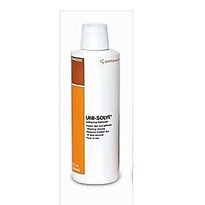 Uni-Solve Adhesive Remover 8oz Bottle by Smith & Nephew # 59402500 Adhesive Remover 8 Oz Bottle