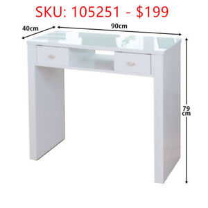 Fashion Manicure Beauty Nails Table Station From $89.00